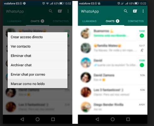 Comunicació WhatsApp