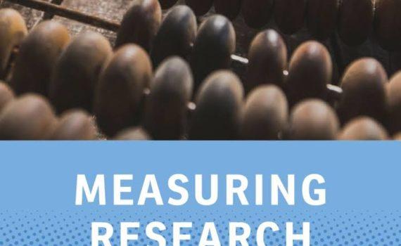 Coberta llibre Measuring research