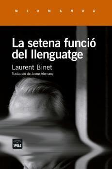 Coberta La setena funció del llenguatge