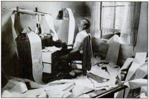 Esudi caòtic de Kerouac