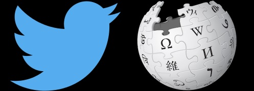 Twitter i Viquipèdia